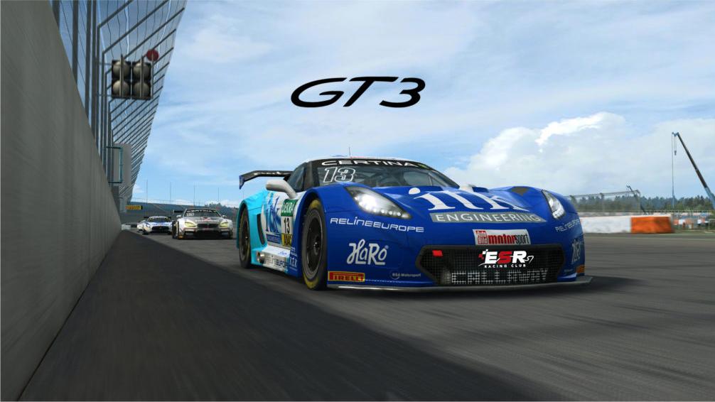 ESR GT3 Enduro series