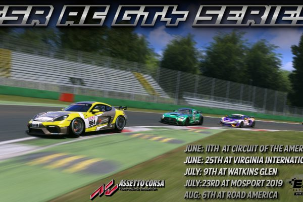ESR GT4 Series in Assetto Corsa