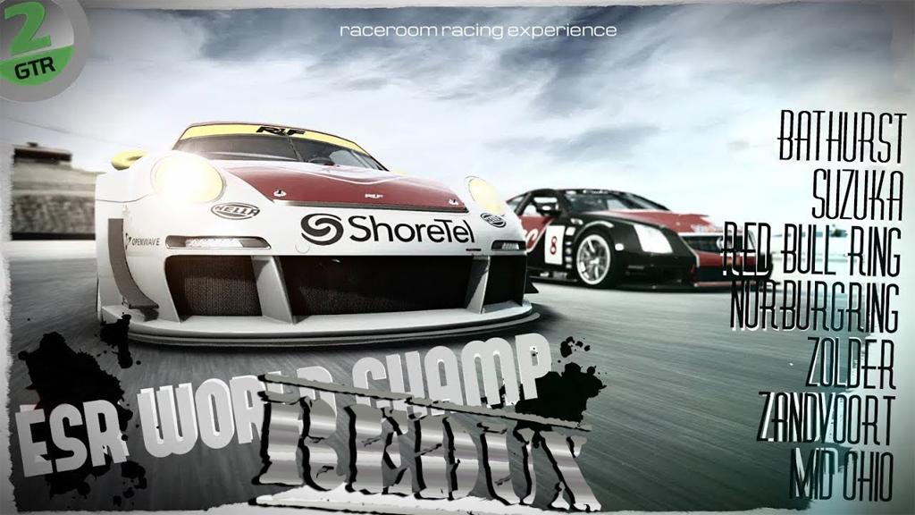 ESR Saturday Championship in Raceroom Racing Experience