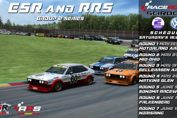 ESR & RRS Scirocco Series