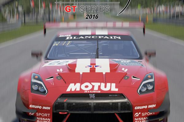 ESR Blancpain 2016 series in Assetto Corsa Competizione