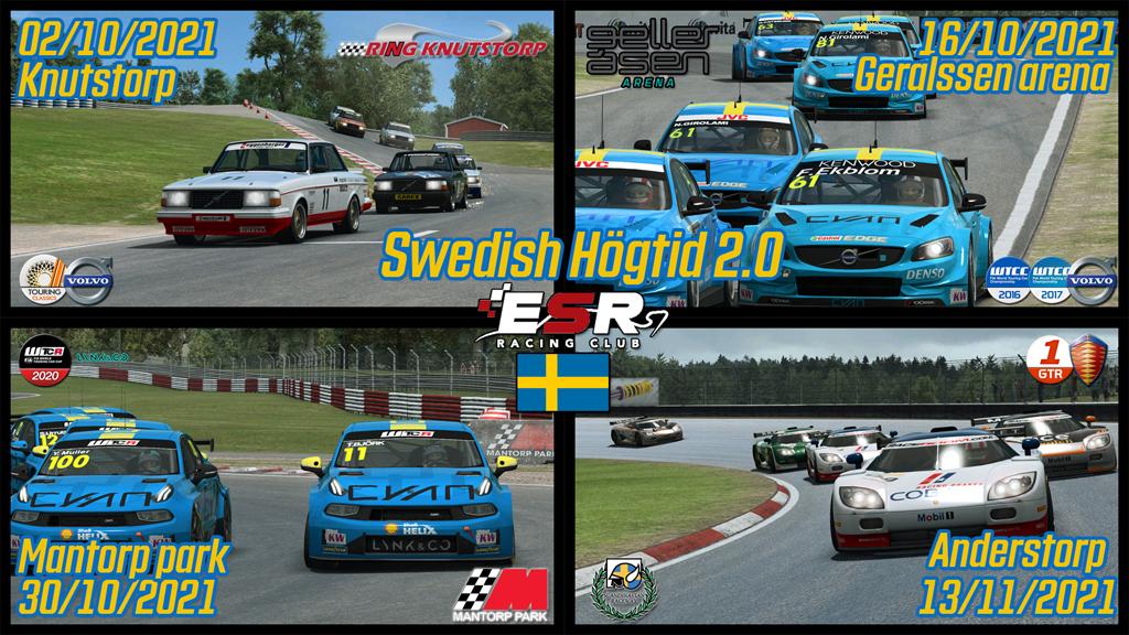ESR Swedish Hogtid 2.0 logo