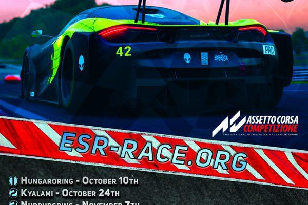 ESR ACC GT Challenge logo